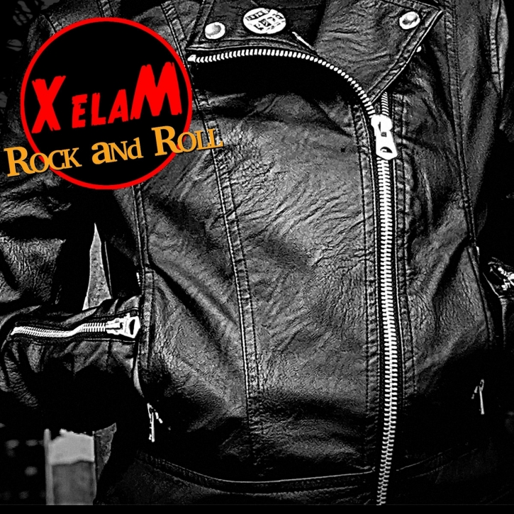 XELAM Rock and Roll LIMITED CD Digipack 2020