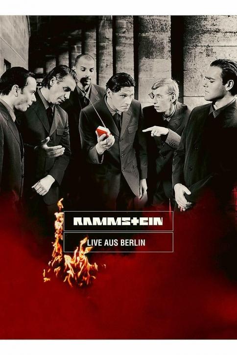 RAMMSTEIN Live aus Berlin (unzensiert inkl. Bück dich) DVD 2020