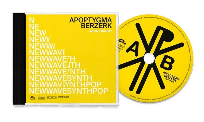 APOPTYGMA BERZERK Nein Danke! [+ 4 bonus-tracks] CD 2020