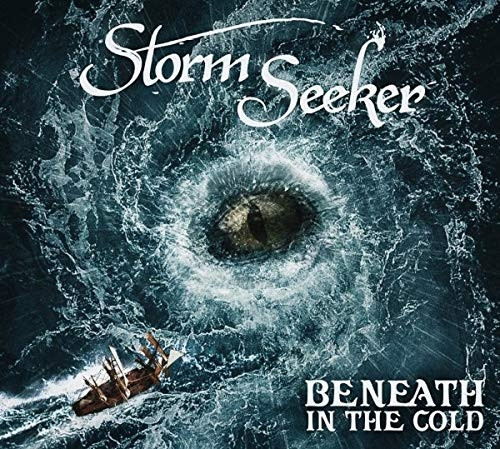STORM SEEKER Beneath In The Cold CD Digipack 2020