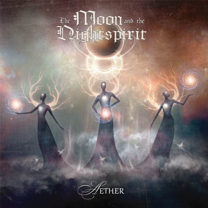 THE MOON AND THE NIGHTSPIRIT Aether CD Digipack 2020 (VÖ 19.06)