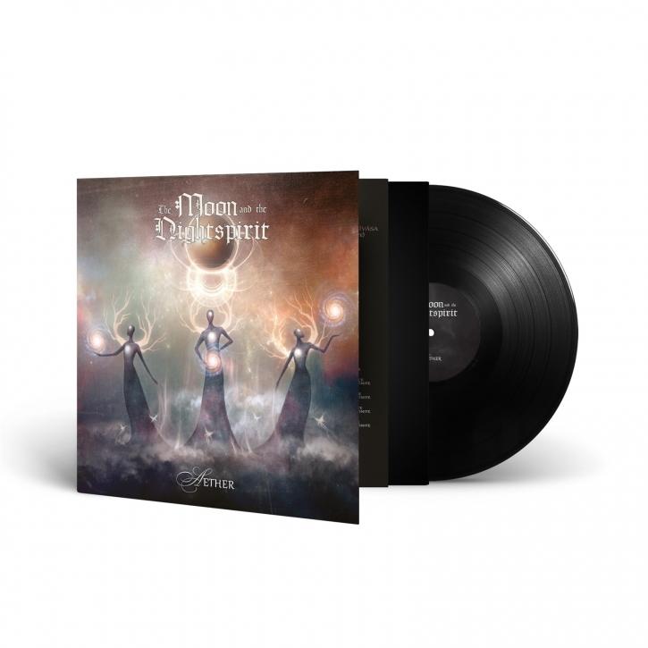 THE MOON AND THE NIGHTSPIRIT Aether LP BLACK VINYL 2020 LTD.300 (VÖ 19.06)