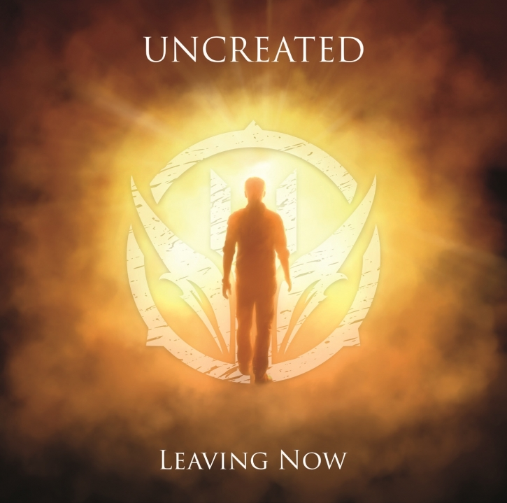UNCREATED feat. ROBERT ENFORSEN of ELEGANT MACHINERY Leaving Now EP LIMITED CD 2020 (VÖ 05.06)