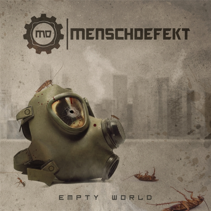MENSCHDEFEKT Empty World CD 2020