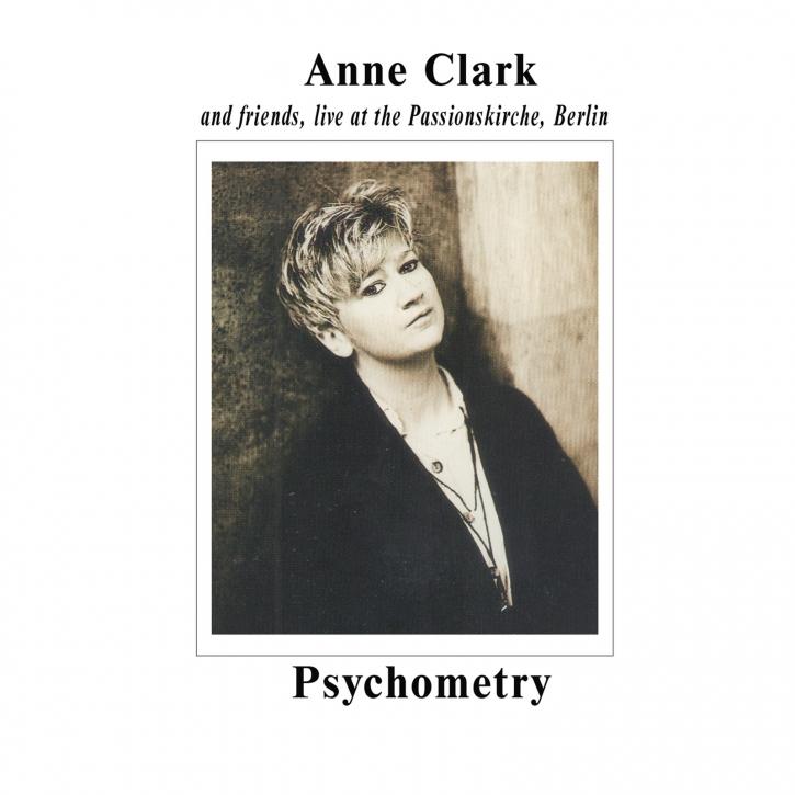 ANNE CLARK Psychometry CD Digipack 2020