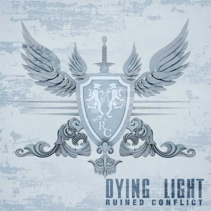 RUINED CONFLICT Dying Light CD 2020 LTD.200 (VÖ 26.06)