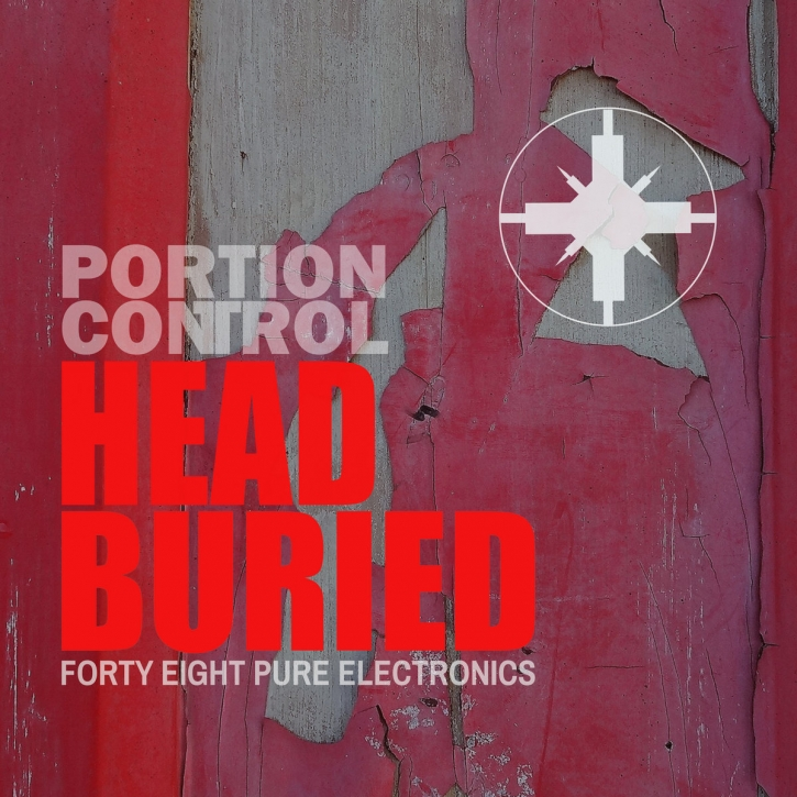 PORTION CONTROL Head Buried CD Digipack 2020 LTD.500