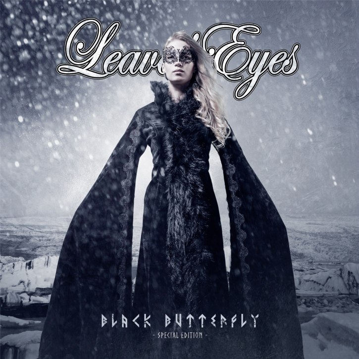 LEAVES EYES Black Butterfly - Special Edition EP CD Digipack 2020