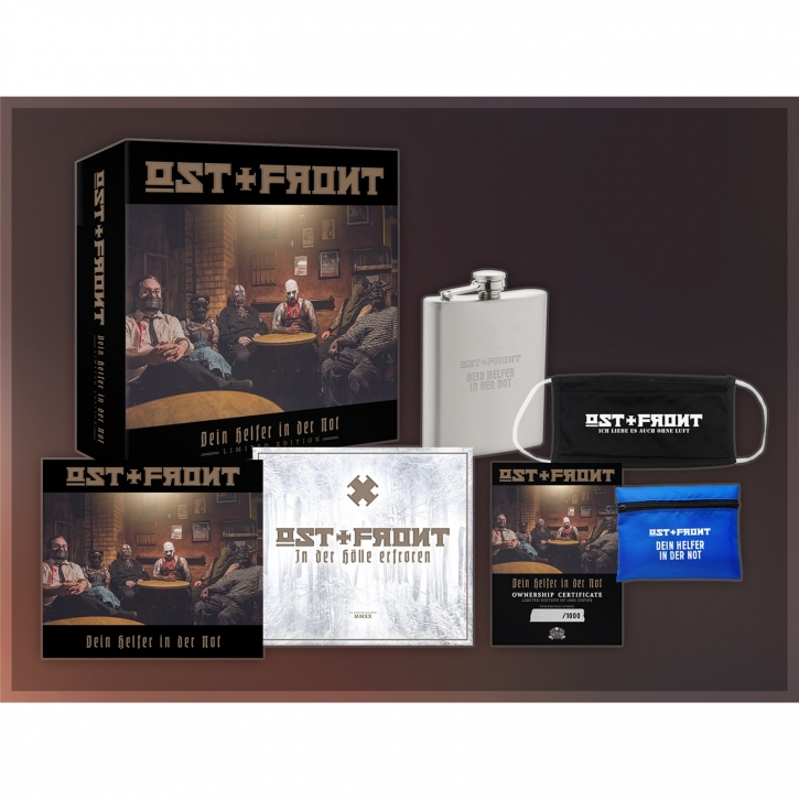 OST+FRONT Dein Helfer In Der Not LIMITED 3CD BOXSET 2020 (VÖ 31.07)