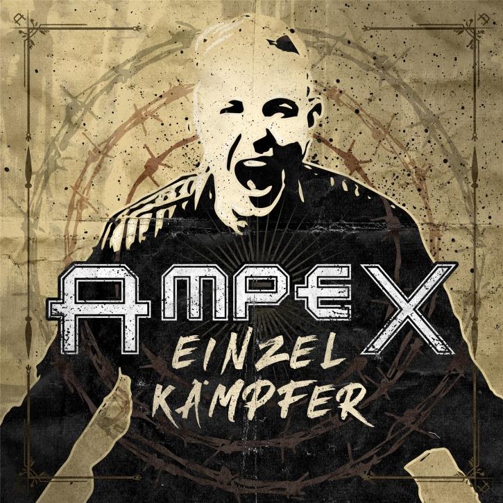 AMPEX Einzelkämpfer CD Digipack 2020 (VÖ 16.10)