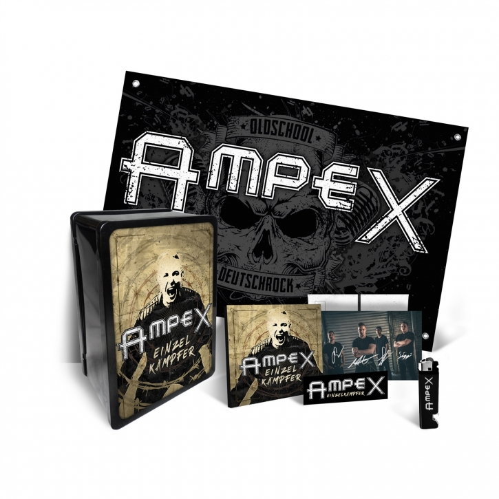AMPEX Einzelkämpfer LIMITED BOXSET 2020 (VÖ 16.10)