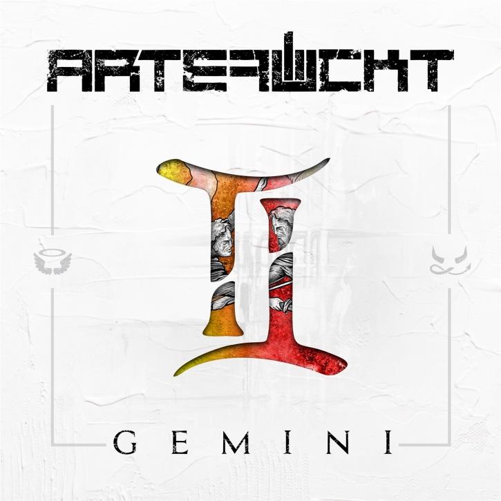 ARTEFUCKT Gemini CD Digipack 2020 (VÖ 11.09)