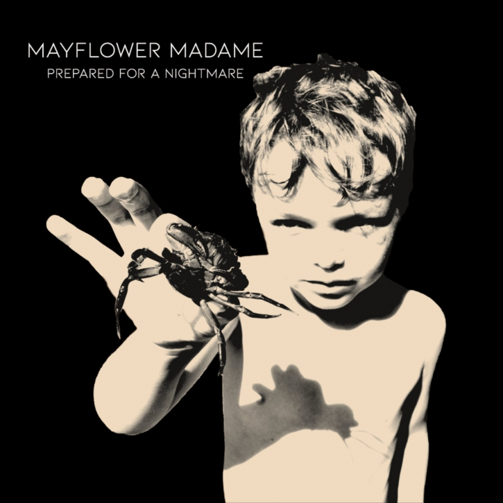 MAYFLOWER MADAME Prepared for a Nightmare CD Digipack 2020