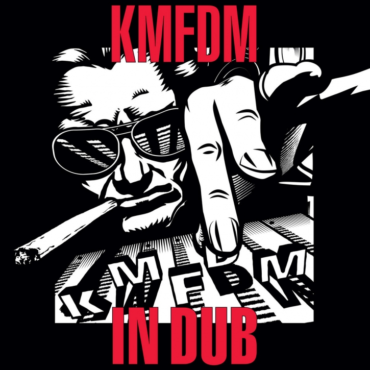 KMFDM In Dub CD 2020