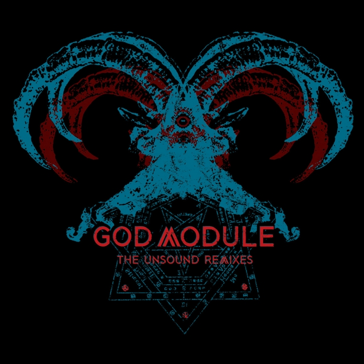 GOD MODULE The Unsound Remixes CD Digipack 2020