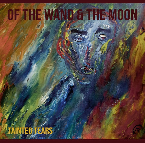 """OF THE WAND AND THE MOON Tainted Tears 12"""" BLUE VINYL 2020 LTD.250"""