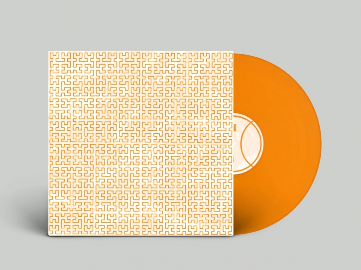 COIL The Gay Man's Guide to Safer Sex LP ORANGE VINYL 2020