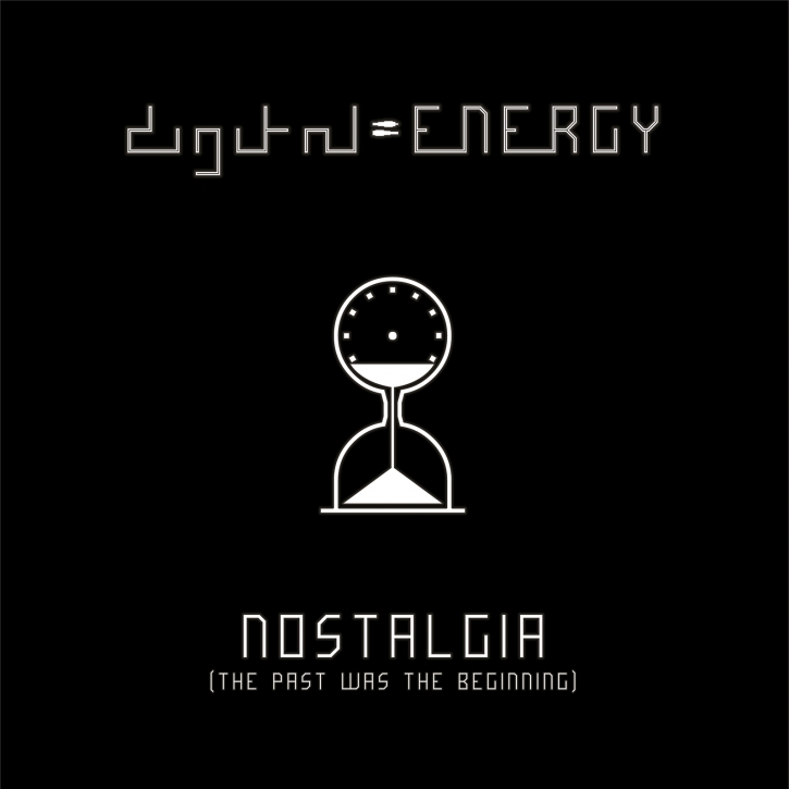 DIGITAL ENERGY Nostalgia CD 2020 LTD.300 (VÖ 17.07)