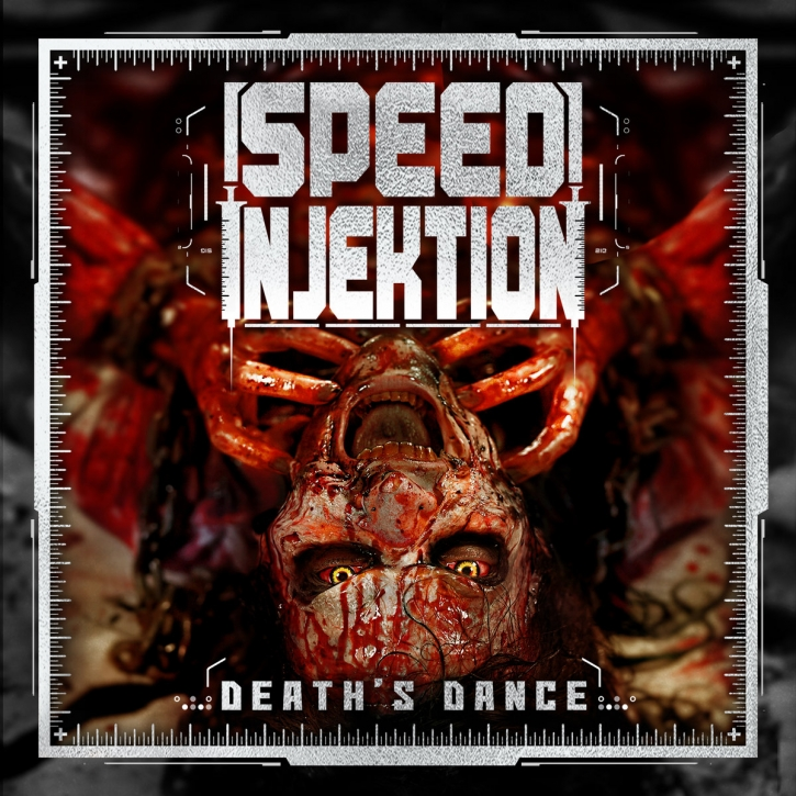 SPEED INJEKTION Death's Dance MCD 2020 LTD.200 (ALIEN VAMPIRES)