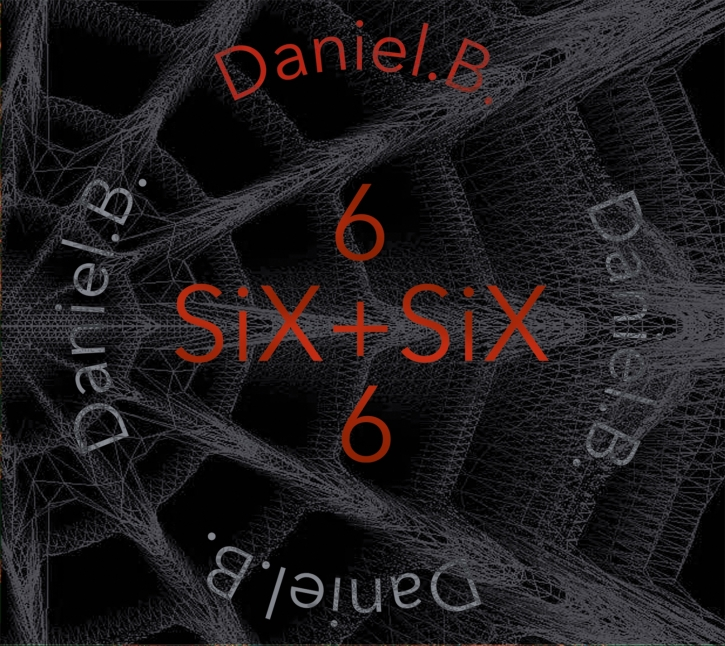 DANIEL B. six+six CD Digipack 2020 (FRONT 242)