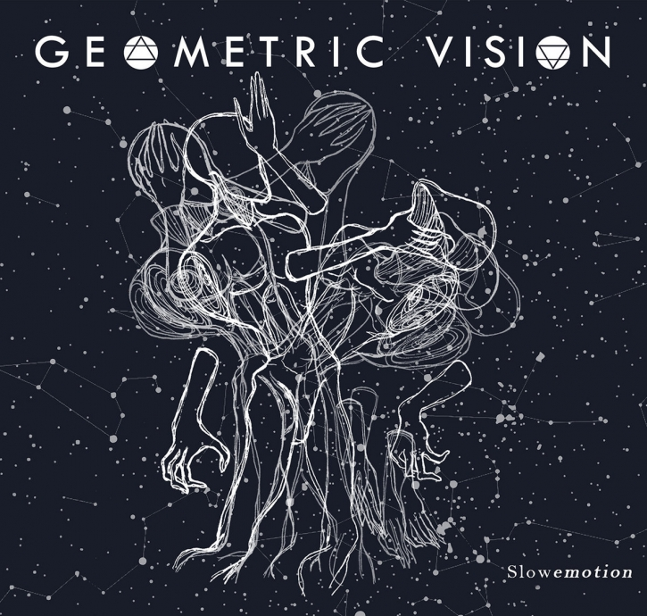 GEOMETRIC VISION Slowemotion CD Digipack 2020 LTD.500 (VÖ 24.07)