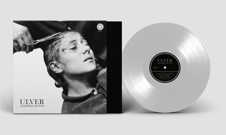 ULVER Flowers Of Evil LP CLEAR VINYL 2020 LTD.1000 (VÖ 28.08)