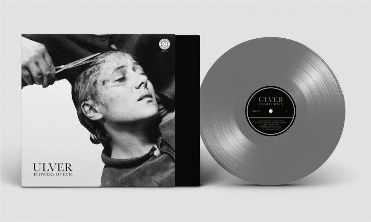ULVER Flowers Of Evil LP SILVER VINYL 2020 LTD.1000 (VÖ 28.08)