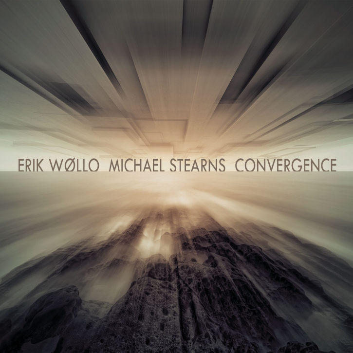 ERIK WOLLO & MICHAEL STEARNS Convergence CD Digipack 2020 (VÖ 28.08)