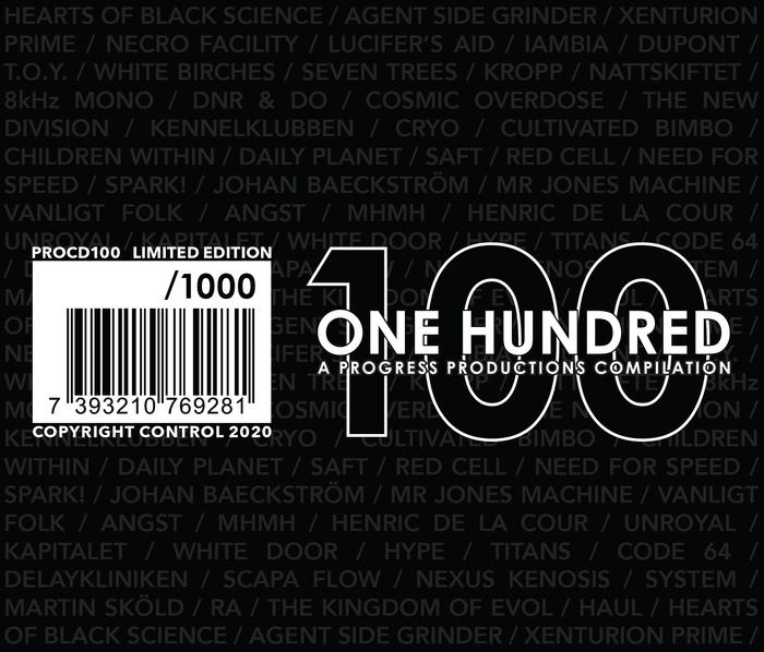 PROCD100 3CD 2020 LTD.1000 (SPARK Cryo AGENT SIDE GRINDER) (VÖ 28.08)