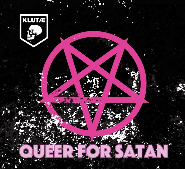 KLUTAE Queer for Satan CD Digipack 2020 LTD.1000