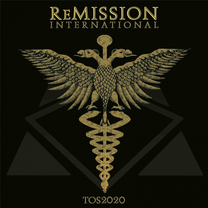 "ReMISSION INTERNATIONAL TOS2020 12"" VINYL 2020 (THE MISSION)"