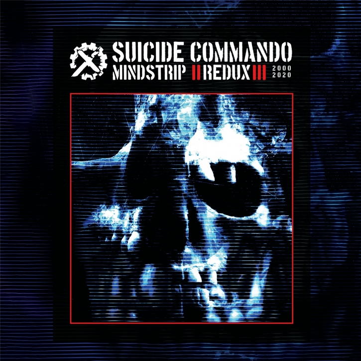 SUICIDE COMMANDO Mindstrip Redux LIMITED 2CD Digipack 2020