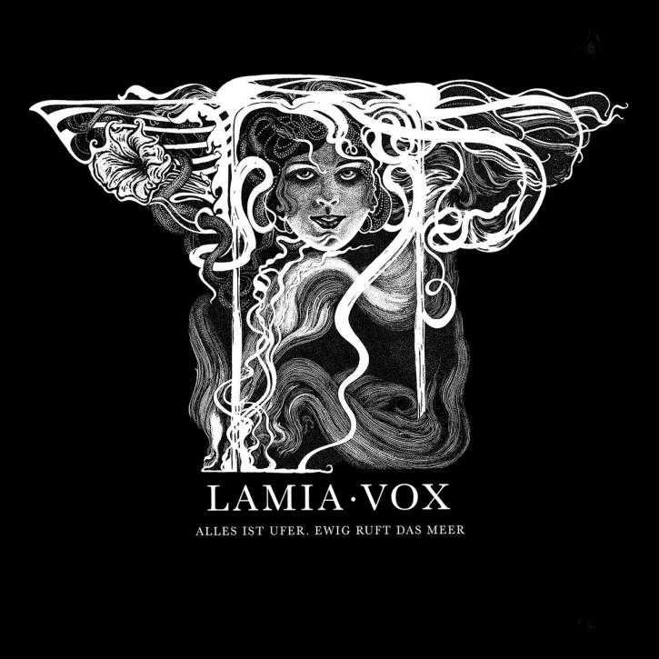 LAMIA VOX Alles ist Ufer. Ewig ruft das Meer CD Digipack 2020