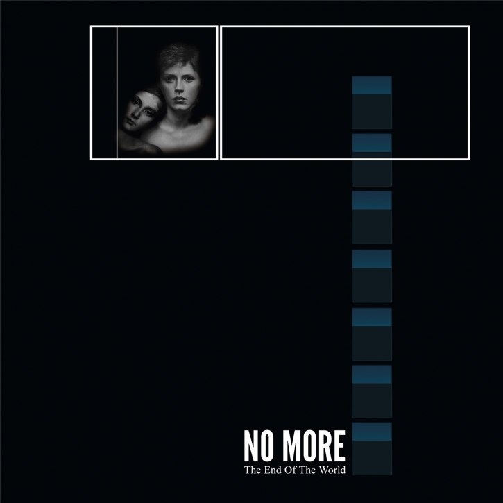 "NO MORE The End Of The World (RSD 2020) 12"" VINYL 2020"
