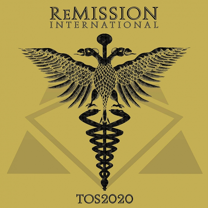 ReMISSION INTERNATIONAL TOS2020 EP CD Digipack 2020 (THE MISSION)