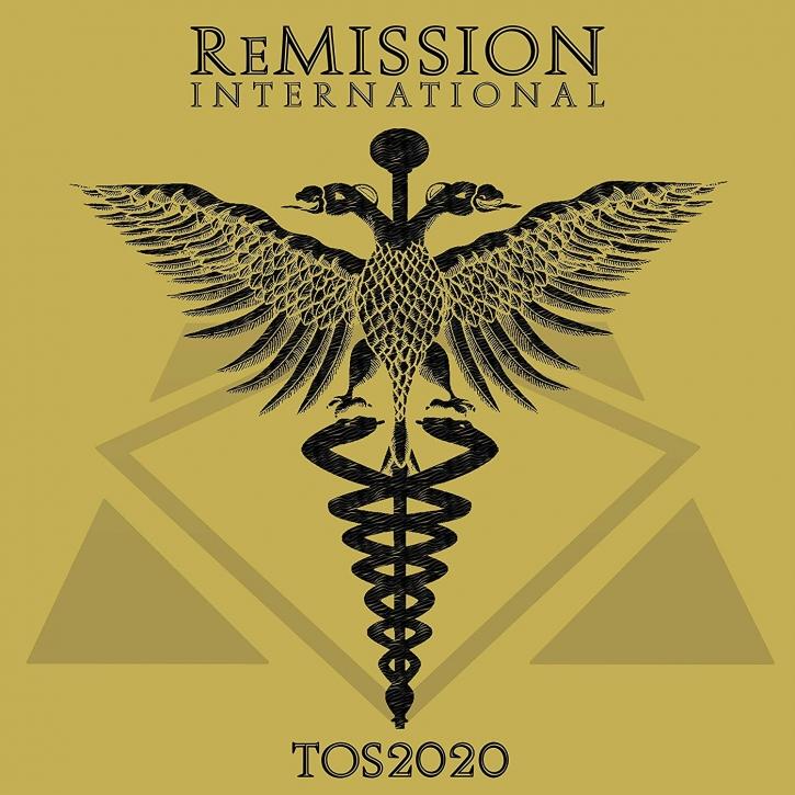 ReMISSION INTERNATIONAL TOS2020 EP CD Digipack 2020 (VÖ 02.10)