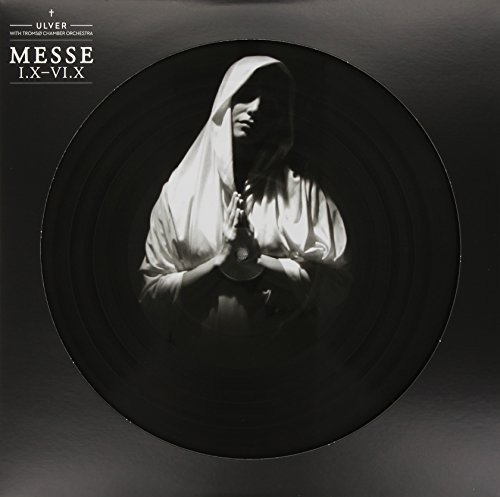 ULVER Messe I.X-VI.X LIMITED LP PICTURE VINYL 2014