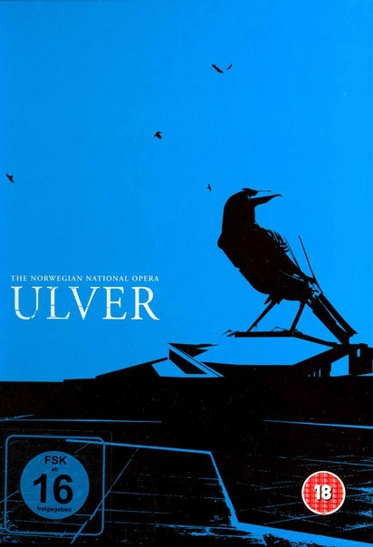 ULVER The Norwegian National Opera DVD+BLU-RAY 2011