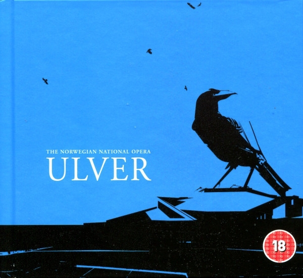 ULVER The Norwegian National Opera CD+DVD DigiBook 2011