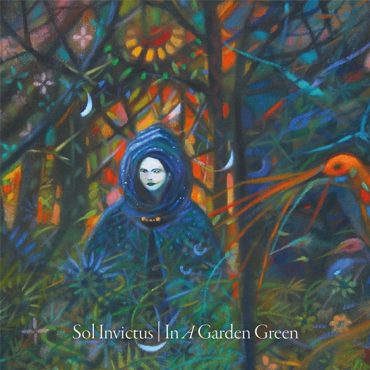 SOL INVICTUS In a Garden Green LP GREEN VINYL 2020 LTD.200