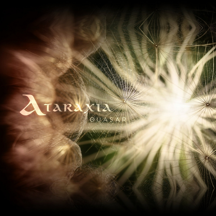 ATARAXIA Quasar CD Digipack 2020