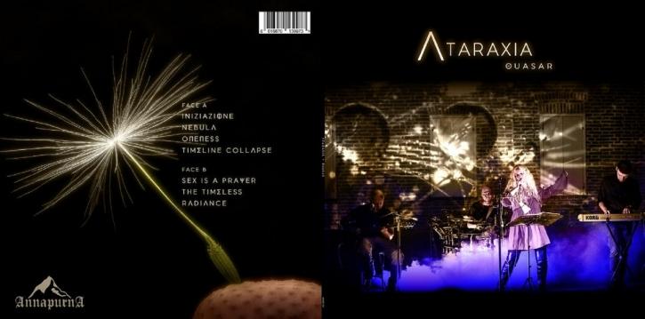 ATARAXIA Quasar LIMITED LP VINYL 2020
