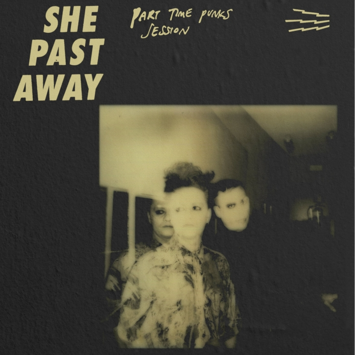 SHE PAST AWAY Part Time Punks CD Digipack 2020 LTD.1010 (VÖ 30.10)