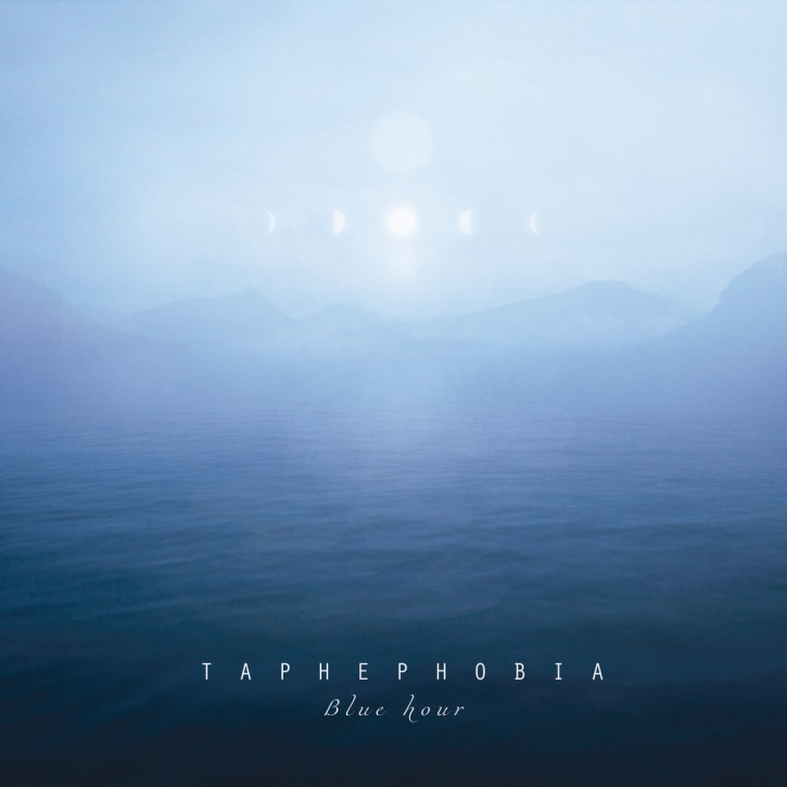 TAPHEPHOBIA Blue CD Digipack 2020 LTD.300