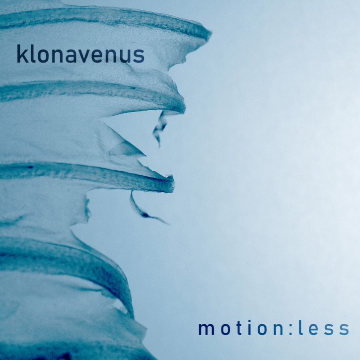 KLONAVENUS motion:less CD Digipack 2020 (VÖ 25.09)