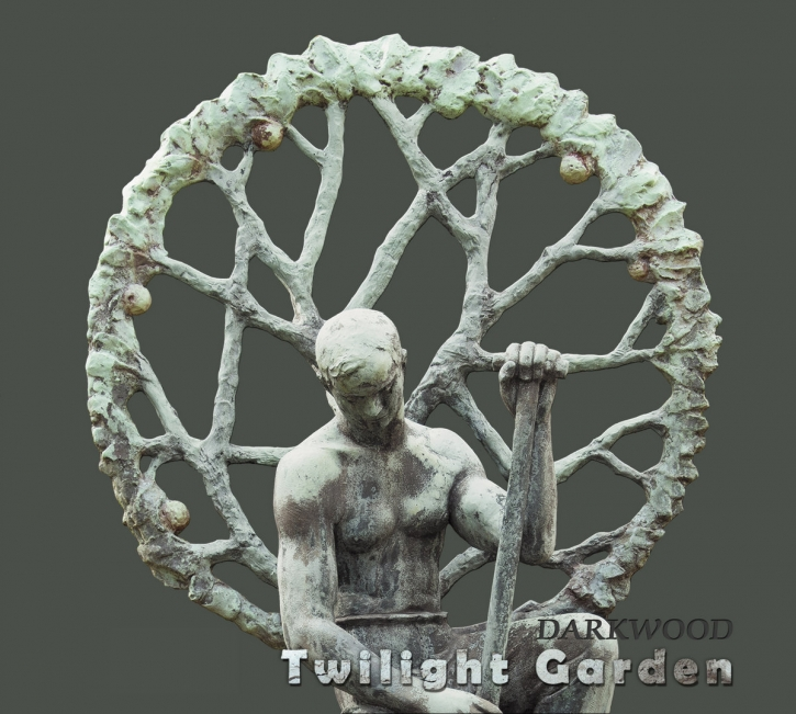 DARKWOOD Twilight Garden LIMITED LP TRANSPARENT VINYL 2020