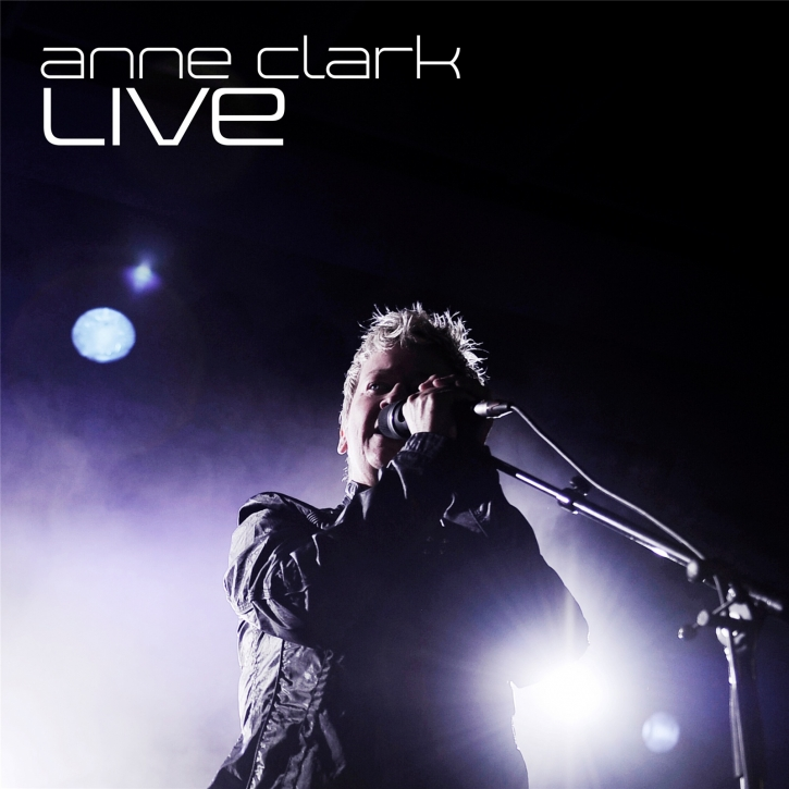 ANNE CLARK Live DVD+CD Digipack 2020