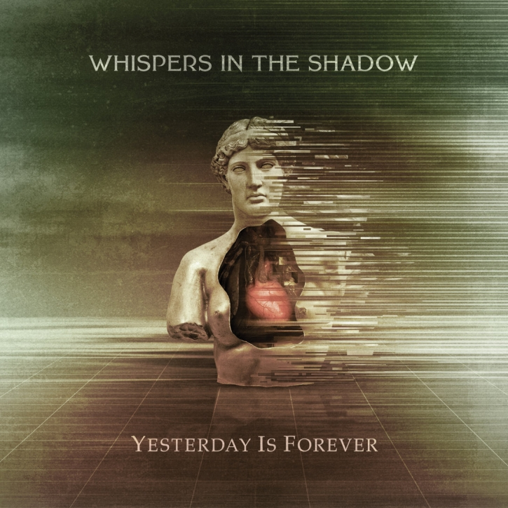 WHISPERS IN THE SHADOW Yesterday is Forever CD 2020