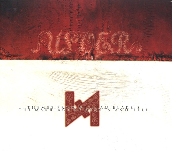 ULVER Themes From William Blake's The Marriage Of Heaven And Hell 2CD 1999