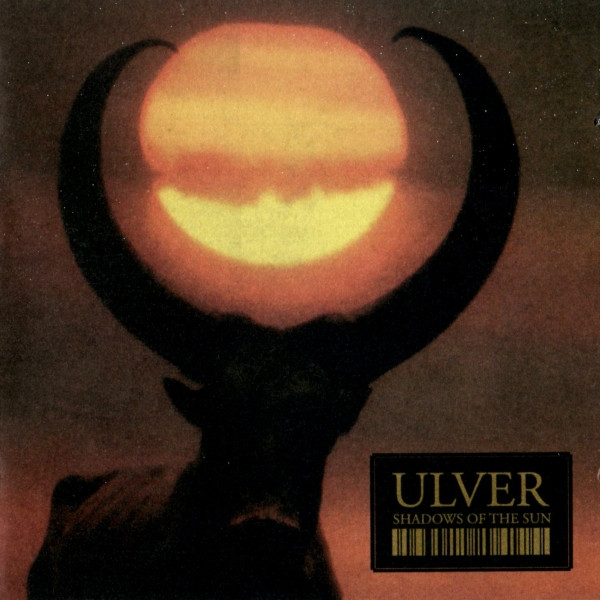 ULVER Shadows Of The Sun CD 2007